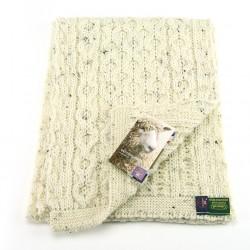 British Wool scarf