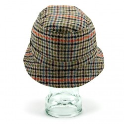 0d6f2ff345d7cd Tweed Poacher Bucket Hat | Glencroft Wholesale